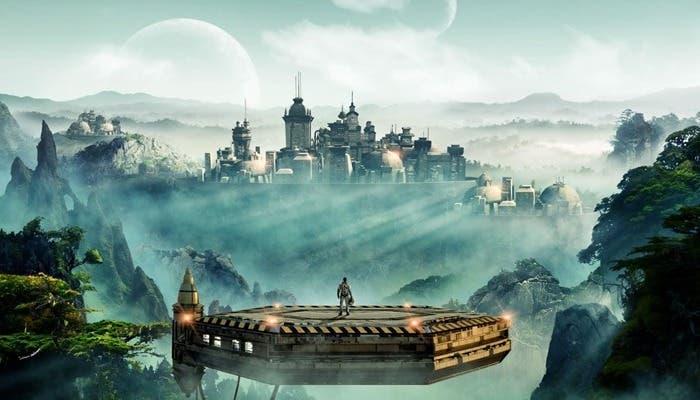 Imagen de la intro del juego