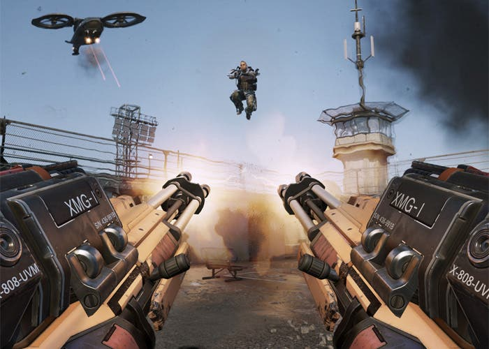 Call of Duty Advanced Warfare Multijugador