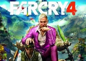 Portada juego Far Cry 4