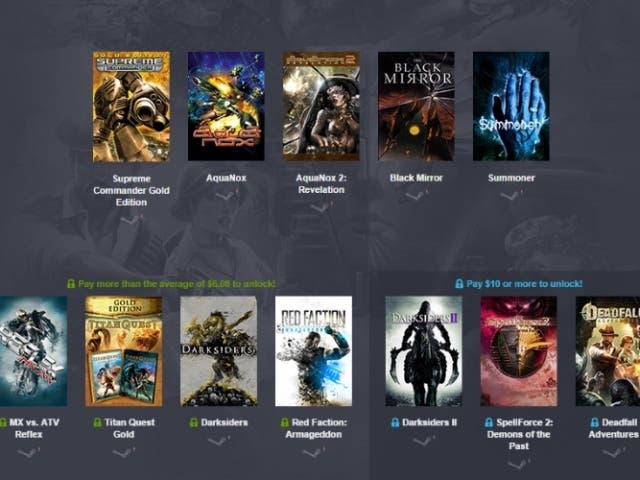 Darksiders 2 y Deadfall en Humble Bundle Nordic Games