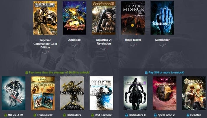 Humble Bundle Nordic Games Darksiders 2 Deadfall