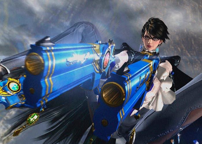 Principal de Bayonetta 2