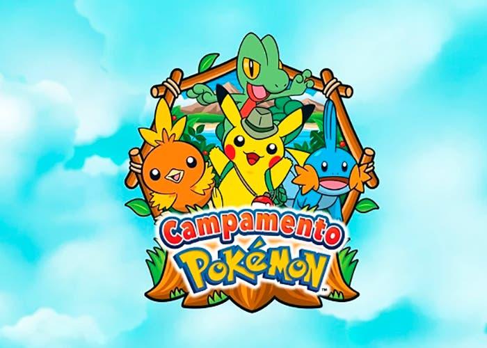 Cover Campamento Pokémon
