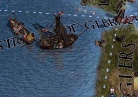 imagen con el zoom al maximo de un barco en euiv