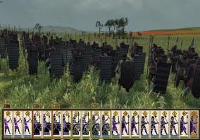 Lanceros Partos Total War: Rome II
