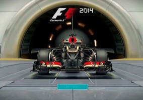 F1 2014 Portada