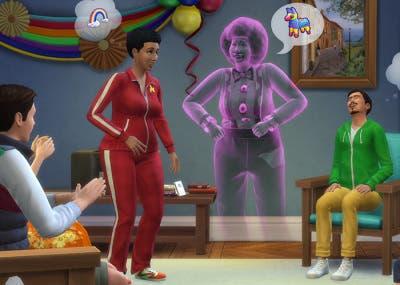 Sims 4 Fantasma Fiesta