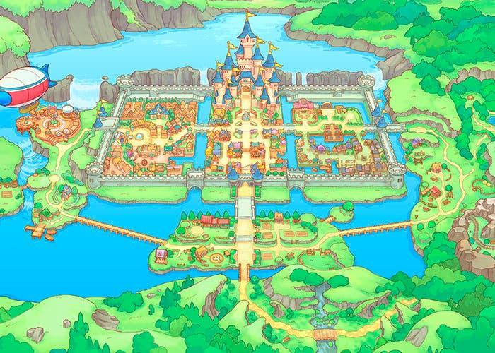 Portada ciudad Fantasy Life