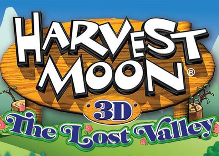 Cover Harvest Moon The Last Valley