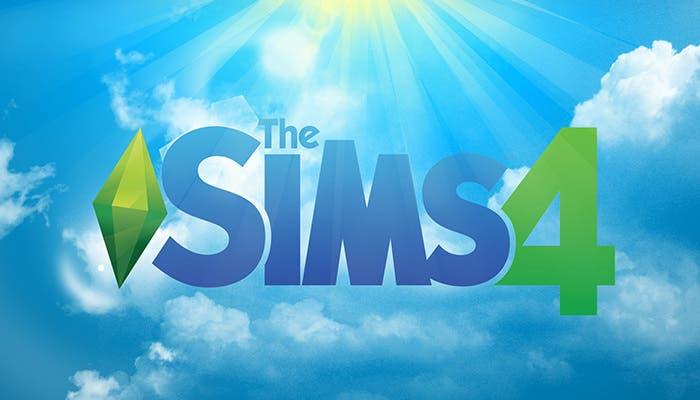 Logo oficial Los Sims 4