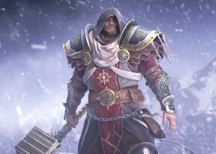 Lords of the Fallen Harkyan