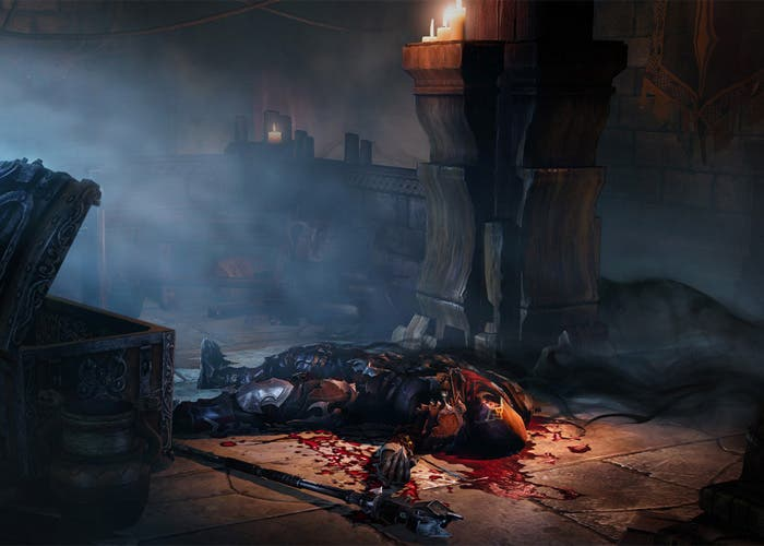 Lords of the Fallen Dificultad