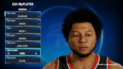Editar y crear jugador en NBA 2k15