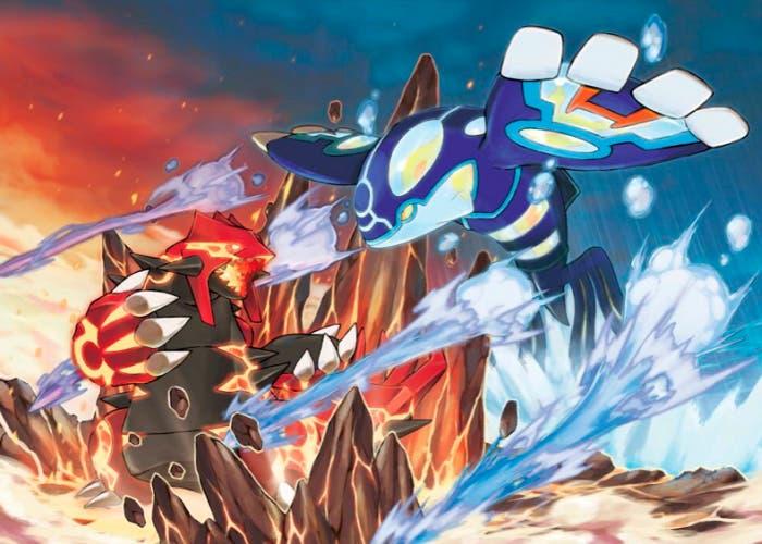 Pokémon Rubí Omega y Zafiro Alfa megaevoluciones
