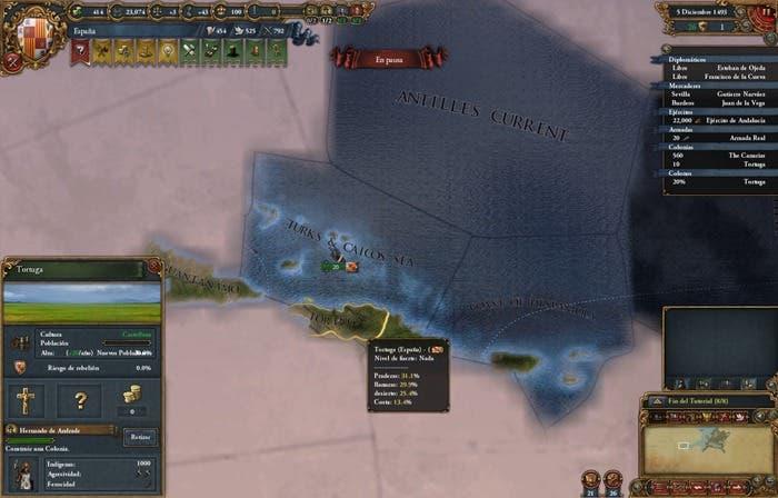 imagen de una provincia colonizada
