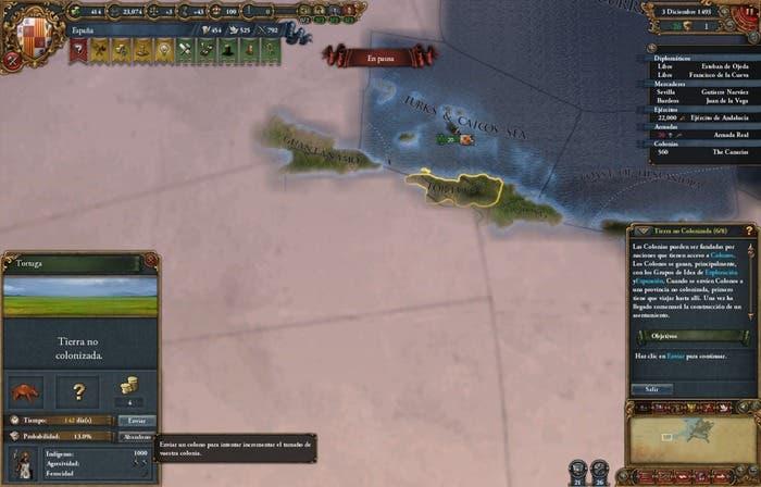 imagen de tierra para colonizar
