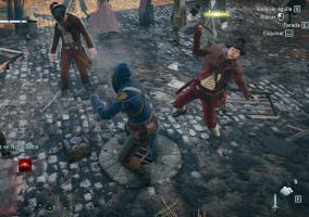 Assassin's Creed Unity combate