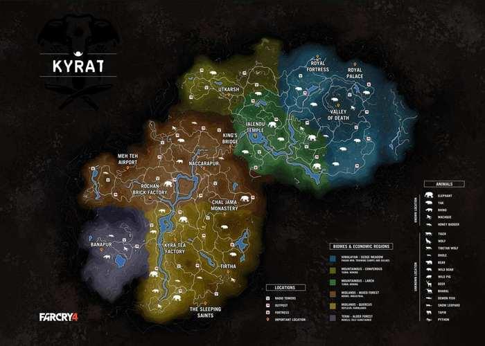 mapa filtrado del juego