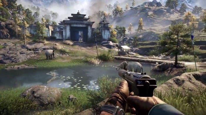 Imagen del tráiler Far Cry 4