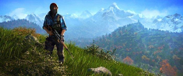 Far Cry 4 paisaje
