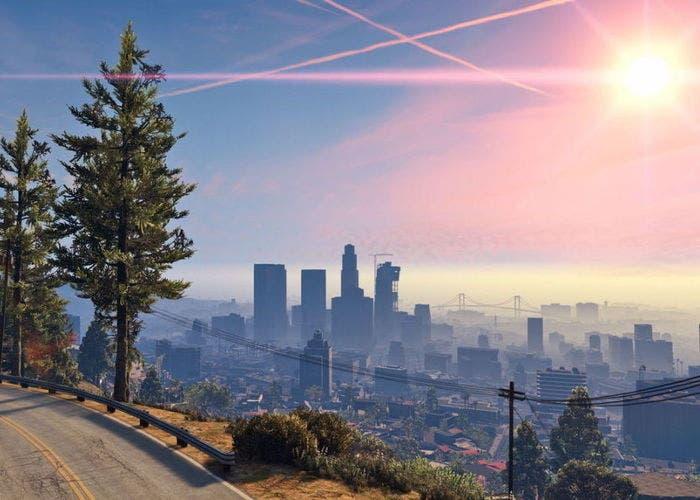 Imagen de GTA V para la nueva generación