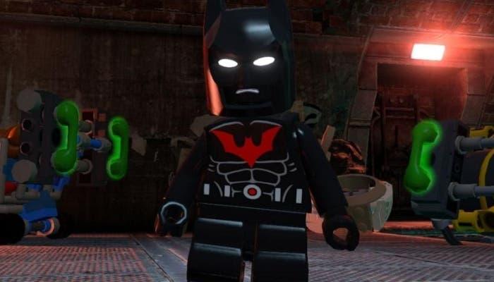 Batman en LEGO Batman 3: Más allá de Gotham