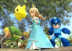 Super Smash Bros Wii U Trailer 5 minutos