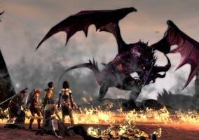 Dragón en Dragon Age Inquisition