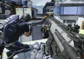 Exo Supervivencia Advanced Warfare