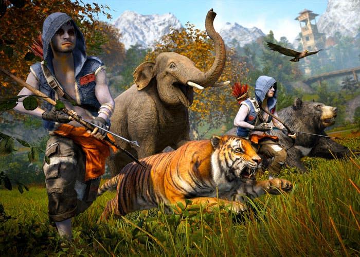 Imagen animales Far Cry 4
