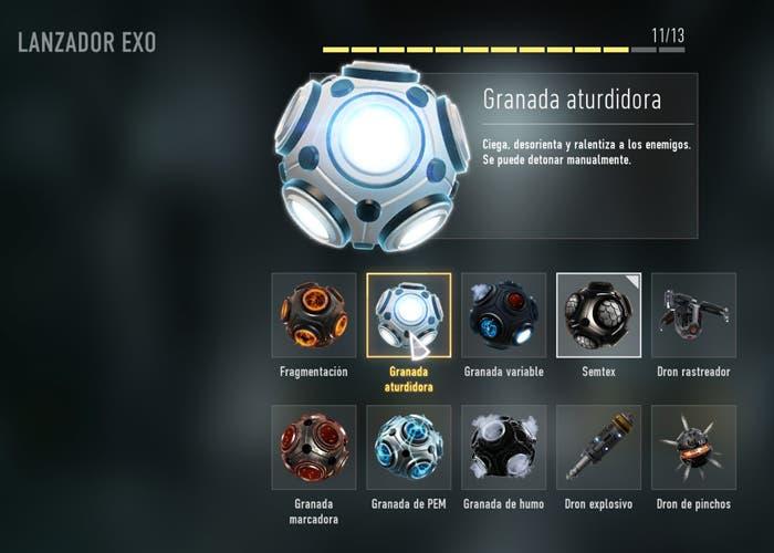 Lanzador Exo Advanced Warfare