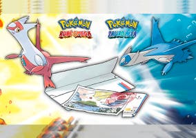 Evento Ticket Eón Latios y Latias