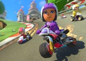 Trajes amiibo en Mario Kart 8