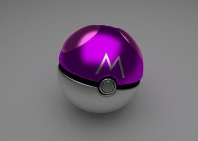 Masterball Pokémon Rubí Omega y Pokémon Zafiro Alfa