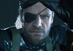 Snake en Metal Gear Solid V: Ground Zeroes