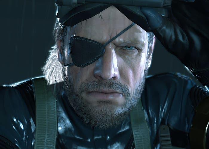 Snake en Metal Gear Solid V: Ground Zeroes