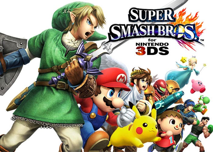 how to get in super smash bros 3ds