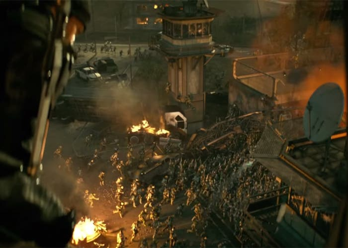 Advanced Warfare Zombis Cinemática