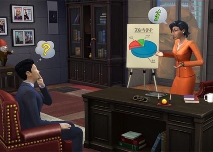Contenido gratuito Sims 4