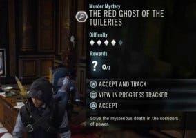 El fantasma rojo de las Tullerías