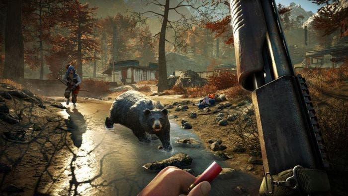 Animales en Far Cry 4 multijugador