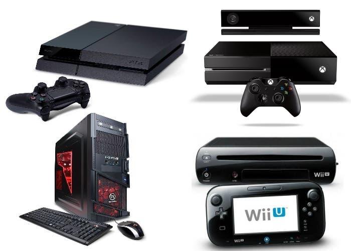 consolas de videojuegos 2015