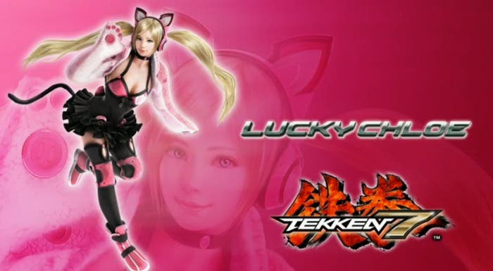 Nuevo personaje Tekken 7