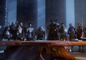 Dragon Age Inquisition Compañeros