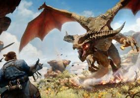 Dragon Age Inquisition dragón