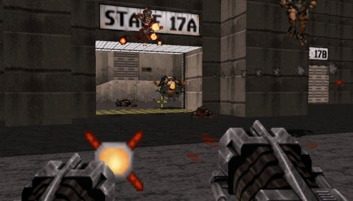 Gameplay de Duke Nukem 3D