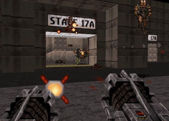 Gameplay de Duke Nukem 3D