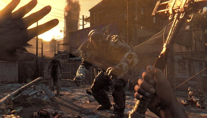 Gameplay de Dying Light