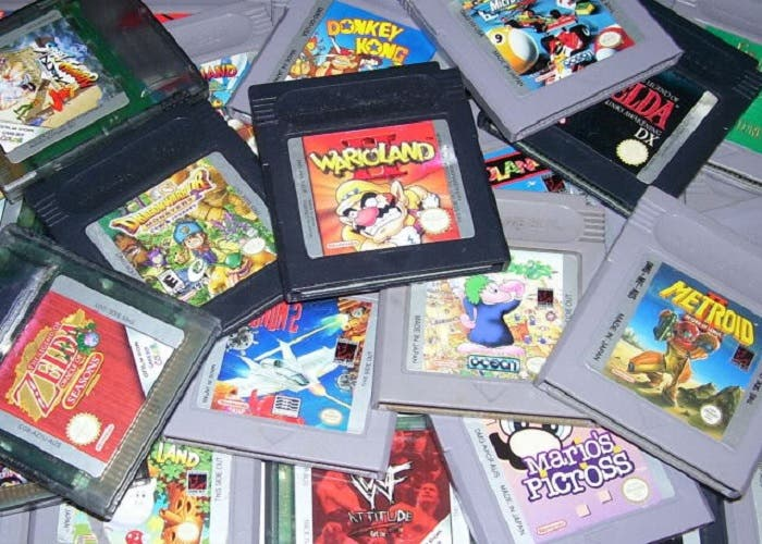 Game Boy color emulador 3DS