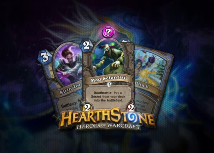 Imagen cartas Hearthstone